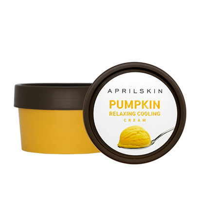 Pumpkin Relaxing Cooling Cream