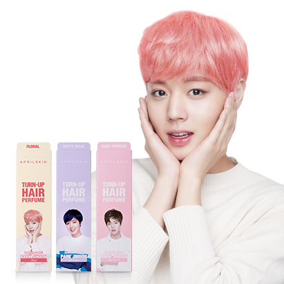 Turn-up Hair Mist (Park Ji Hoon Edition)
